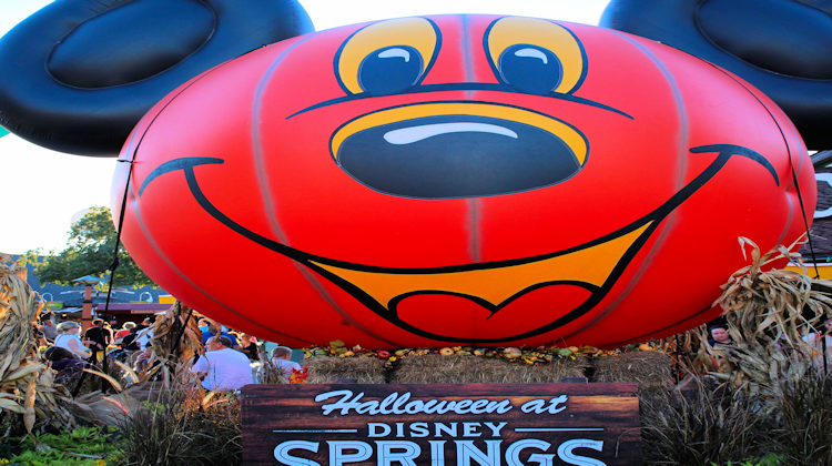 Halloween at Disney Springs